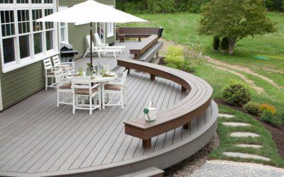 Choosing the Right Decking for Your Home: 4 Benefits of Using Trex Decking