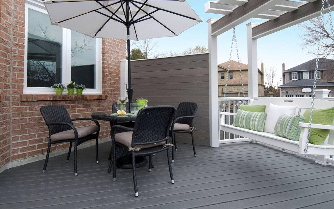 Go Green with Trex Decking: A Sustainable Building Solution