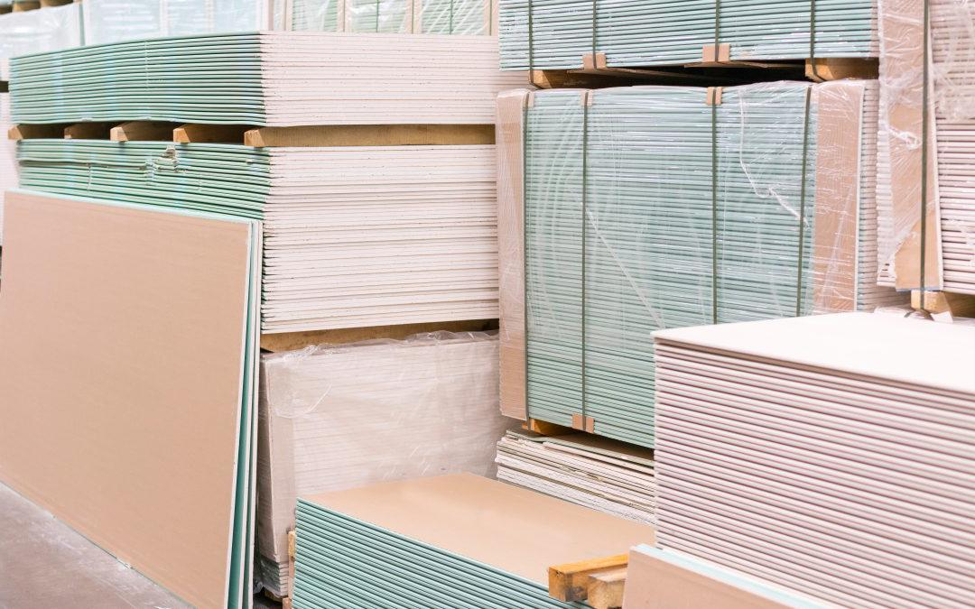 Type X & Type C Drywall: What You Need to Know About Fire-Rated Drywall